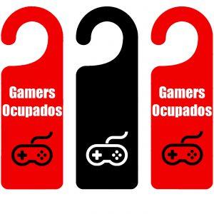 Gamers Ocupados Logo