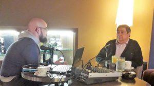 Fidel entrevistando a Lendoiro