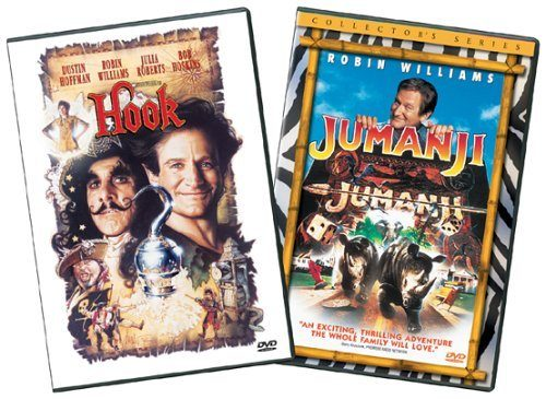 Hook y Jumanji - Homenaje a Robin Williams